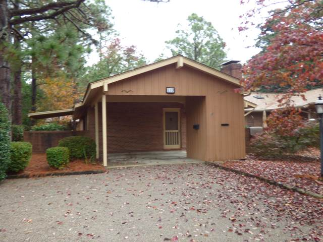 112 Knollwood Drive, Southern Pines, NC 28387 (MLS #203287) :: On Point Realty