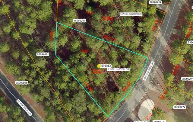 3 Wellington Drive, Pinehurst, NC 28374 (MLS #203289) :: Pines Sotheby's International Realty
