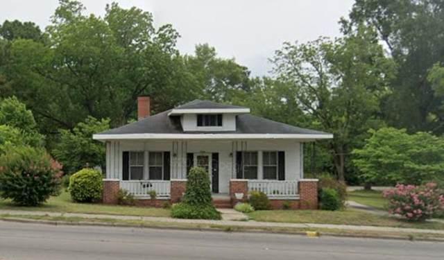 308 N Sandhills Boulevard, Aberdeen, NC 28315 (MLS #203302) :: Pinnock Real Estate & Relocation Services, Inc.
