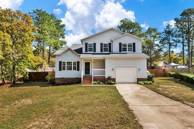 8 Tyler Way, Pinehurst, NC 28374 (MLS #203304) :: On Point Realty