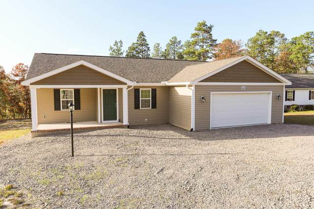 225 Pickett Circle, Vass, NC 28394 (MLS #203308) :: Pinnock Real Estate & Relocation Services, Inc.