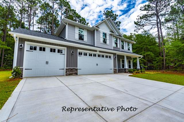 3679 Calloway Road, Raeford, NC 28376 (MLS #203310) :: Pines Sotheby's International Realty