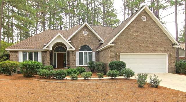 12 Canterbury Circle, Pinehurst, NC 28374 (MLS #203317) :: On Point Realty