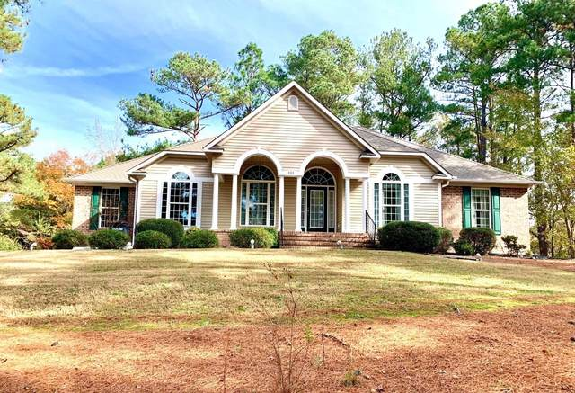 803 Mimosa Drive, Vass, NC 28394 (MLS #203357) :: Pines Sotheby's International Realty