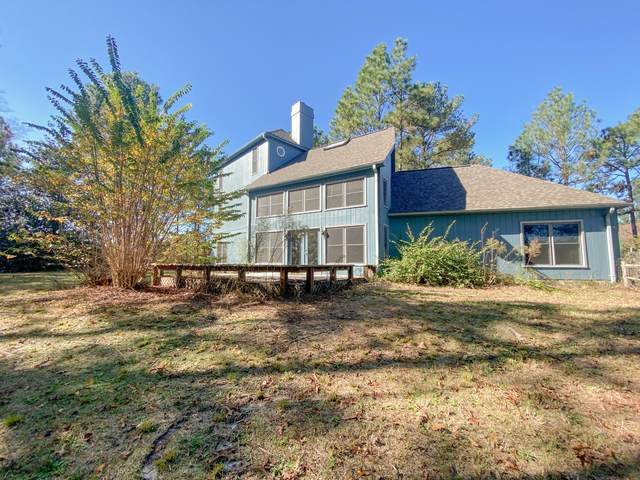 453 Heritage Farm Road, Carthage, NC 28327 (MLS #203362) :: Pines Sotheby's International Realty