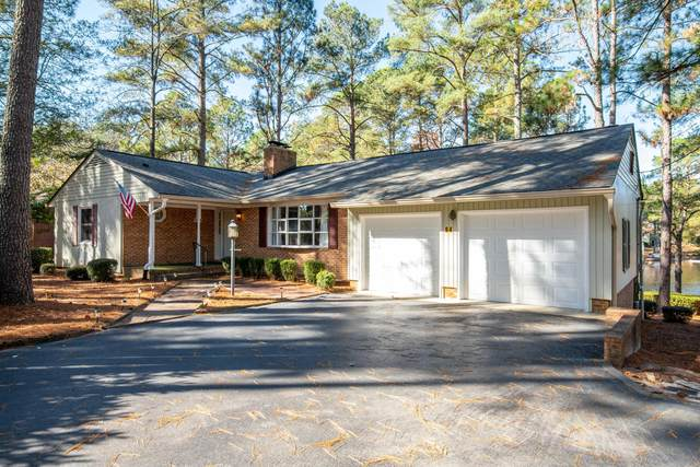 94 Pine Lake Drive, Whispering Pines, NC 28327 (MLS #203383) :: On Point Realty