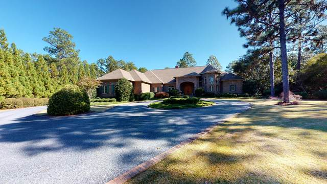 14 Cumberland Drive, Pinehurst, NC 28374 (MLS #203384) :: Pinnock Real Estate & Relocation Services, Inc.