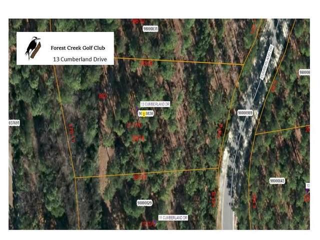 11 Cumberland Drive, Pinehurst, NC 28374 (MLS #203396) :: On Point Realty