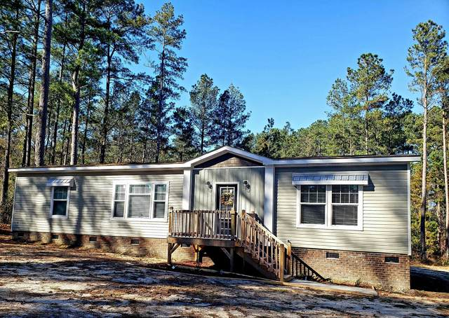 151 Grant Road, Vass, NC 28394 (MLS #203404) :: Pinnock Real Estate & Relocation Services, Inc.