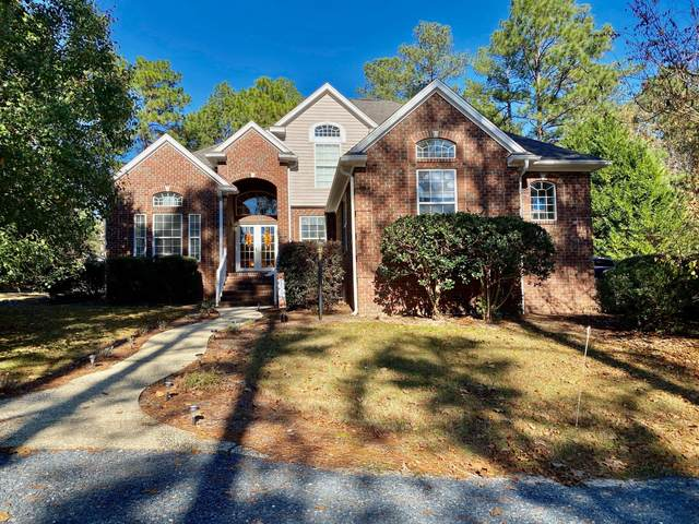 41 Sandpiper Drive, Whispering Pines, NC 28327 (MLS #203405) :: Pinnock Real Estate & Relocation Services, Inc.