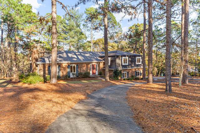 107 S Glenwood Trail, Southern Pines, NC 28387 (MLS #203407) :: Pinnock Real Estate & Relocation Services, Inc.