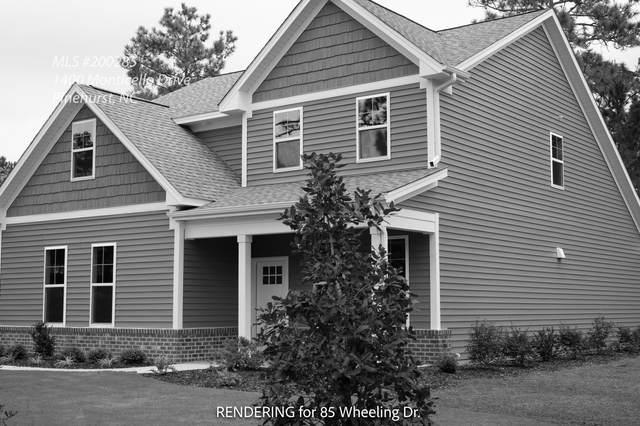 85 Wheeling Drive, Pinehurst, NC 28374 (MLS #203414) :: On Point Realty