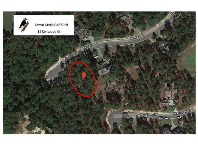 13 Kenwood Court, Pinehurst, NC 28374 (MLS #203421) :: On Point Realty