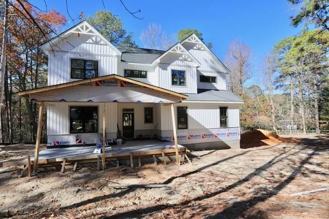 4 Arbutus Lane, Whispering Pines, NC 28327 (MLS #203436) :: Pinnock Real Estate & Relocation Services, Inc.