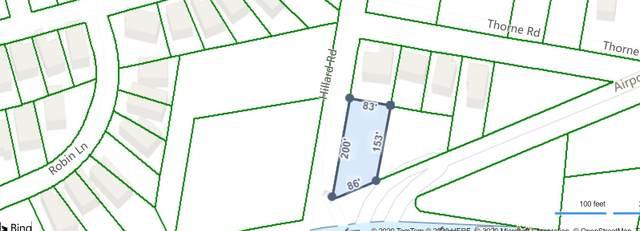 231 Hillard Road, Pinehurst, NC 28374 (MLS #203450) :: On Point Realty