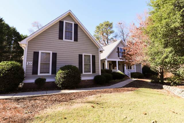 20 Juniper Creek Boulevard, Pinehurst, NC 28374 (MLS #203456) :: On Point Realty