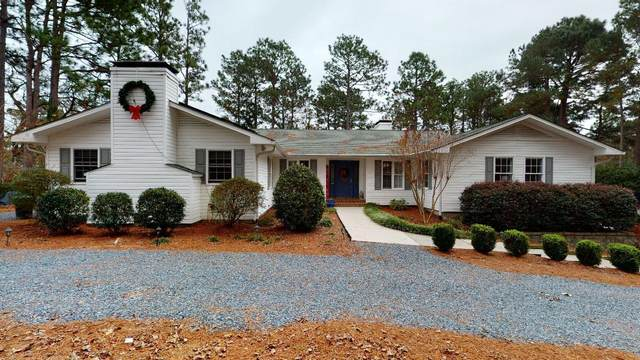 10 Firestone Lane, Pinehurst, NC 28374 (MLS #203462) :: Pinnock Real Estate & Relocation Services, Inc.