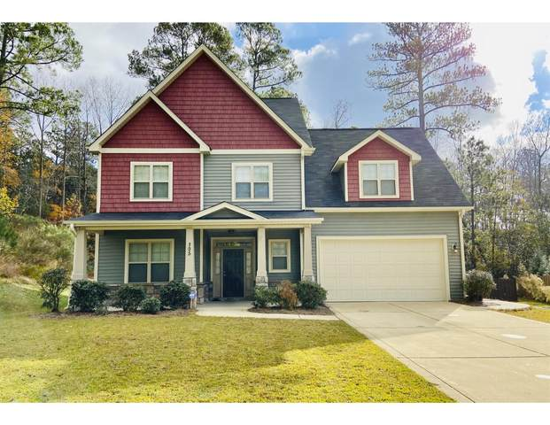 105 Birdsong Court, Aberdeen, NC 28315 (MLS #203467) :: On Point Realty