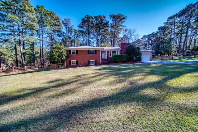 101 Selkirk Trail, Southern Pines, NC 28387 (MLS #203474) :: Pinnock Real Estate & Relocation Services, Inc.