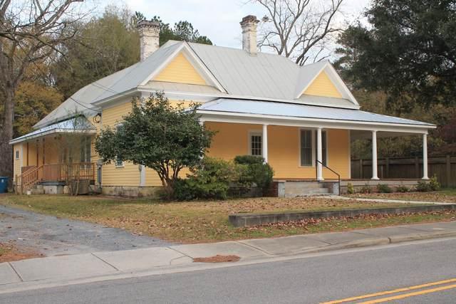 236 Main Street, Vass, NC 28394 (MLS #203476) :: On Point Realty