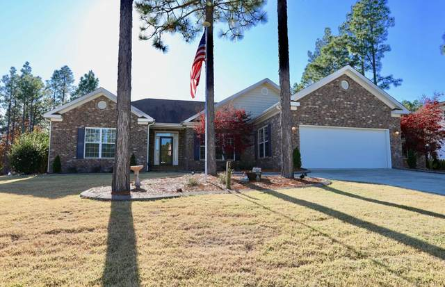 10 Buckley Court, Whispering Pines, NC 28327 (MLS #203477) :: Pinnock Real Estate & Relocation Services, Inc.