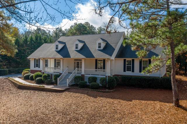 109 Sweetbriar Court, West End, NC 27376 (MLS #203482) :: On Point Realty