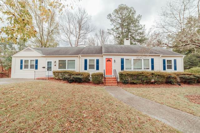 1210 Carolina Drive, Rockingham, NC 28379 (MLS #203491) :: Pines Sotheby's International Realty