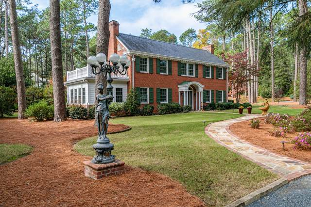 140 Indian Trail, Southern Pines, NC 28387 (MLS #203513) :: Pines Sotheby's International Realty