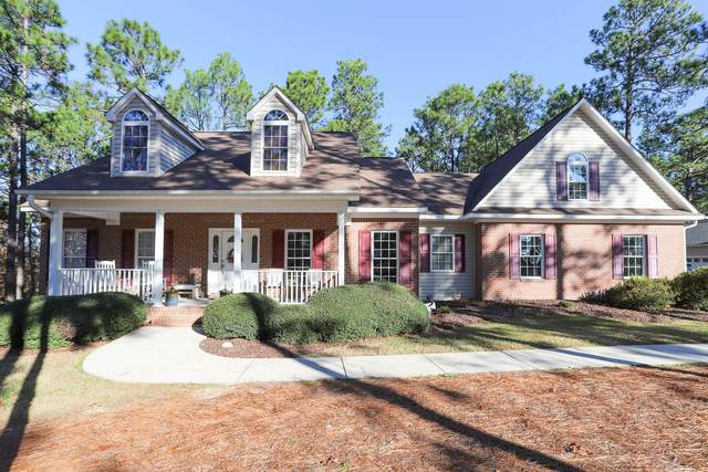 339 Longleaf Drive, West End, NC 27376 (MLS #203520) :: Pinnock Real Estate & Relocation Services, Inc.
