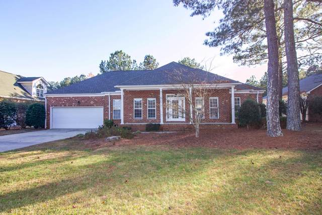 1140 Greenbriar Drive, Vass, NC 28394 (MLS #203523) :: Pinnock Real Estate & Relocation Services, Inc.