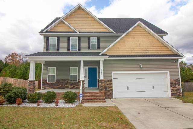 4036 Des Planes Avenue, Fayetteville, NC 28306 (MLS #203533) :: Pinnock Real Estate & Relocation Services, Inc.