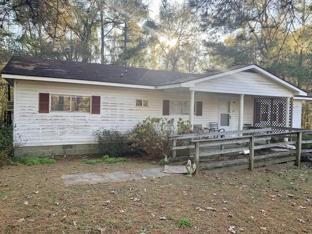 801 Currie Street, Carthage, NC 28327 (MLS #203536) :: Pinnock Real Estate & Relocation Services, Inc.