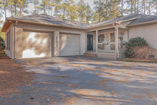 1305 Linden Road, Aberdeen, NC 28315 (MLS #203545) :: Pinnock Real Estate & Relocation Services, Inc.