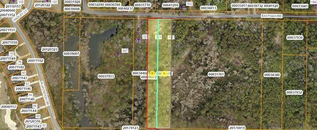 Tbd Eastman Road, Southern Pines, NC 28387 (MLS #203560) :: Pines Sotheby's International Realty