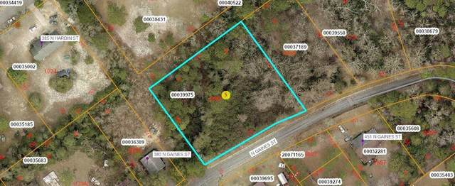 Tbd N Gaines Street, Southern Pines, NC 28387 (MLS #203561) :: Pines Sotheby's International Realty