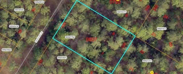 Tbd Mckenzie Lane, Aberdeen, NC 28315 (MLS #203563) :: Towering Pines Real Estate