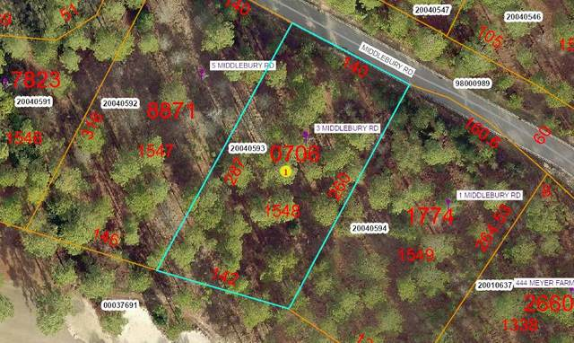3 Middlebury Road, Pinehurst, NC 28374 (MLS #203566) :: Pines Sotheby's International Realty