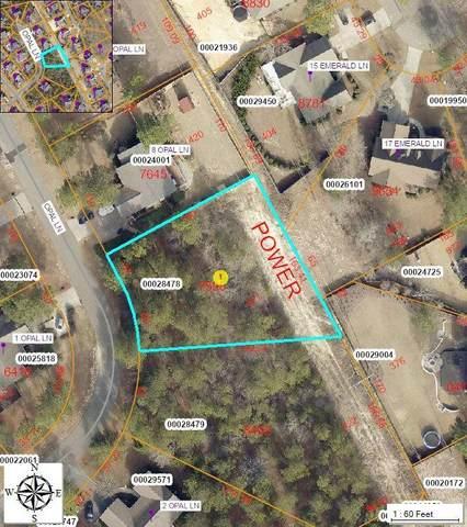 6 Opal Lane, Pinehurst, NC 28374 (MLS #203590) :: On Point Realty