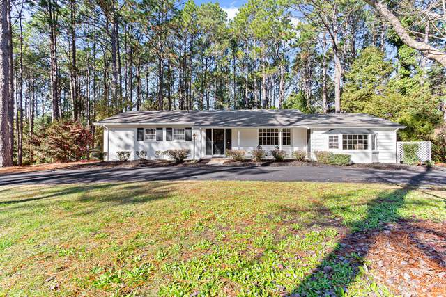 430 Crestview Road, Southern Pines, NC 28387 (MLS #203597) :: Pinnock Real Estate & Relocation Services, Inc.