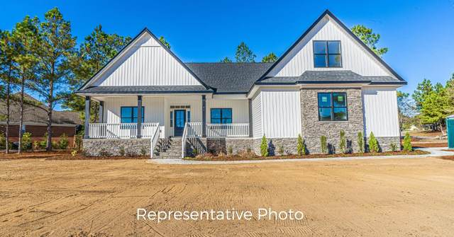 153 Pine Ridge Drive, Whispering Pines, NC 28327 (MLS #203620) :: Pines Sotheby's International Realty