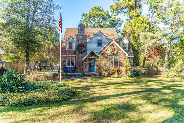 830 N Ridge Street, Southern Pines, NC 28387 (MLS #203654) :: Pines Sotheby's International Realty
