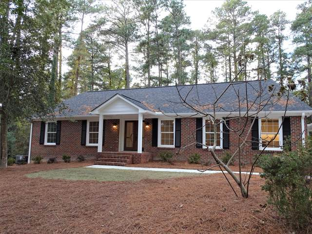 450 Hill Road, Southern Pines, NC 28387 (MLS #203662) :: Pines Sotheby's International Realty
