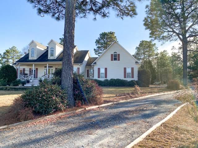 380 Sullivan Drive, Carthage, NC 28327 (MLS #203697) :: Pinnock Real Estate & Relocation Services, Inc.