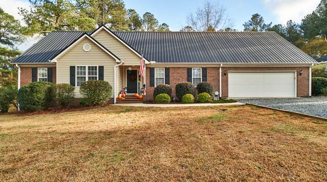 50 Goldenrod Drive, Whispering Pines, NC 28327 (MLS #203739) :: Pinnock Real Estate & Relocation Services, Inc.