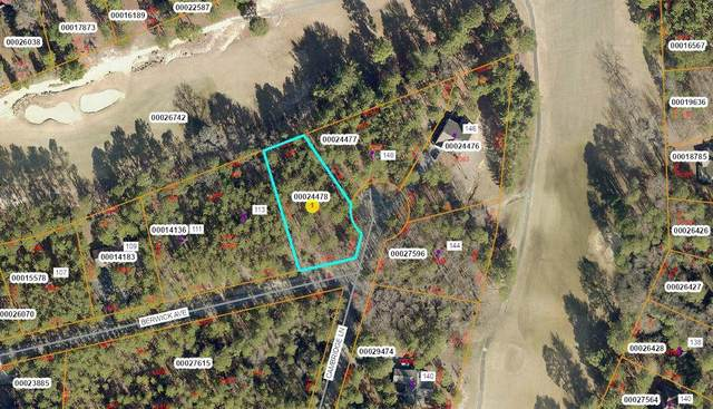 115 Berwick Court, West End, NC 27376 (MLS #203751) :: Towering Pines Real Estate