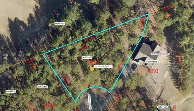 148 Cambridge Lane, West End, NC 27376 (MLS #203752) :: Towering Pines Real Estate
