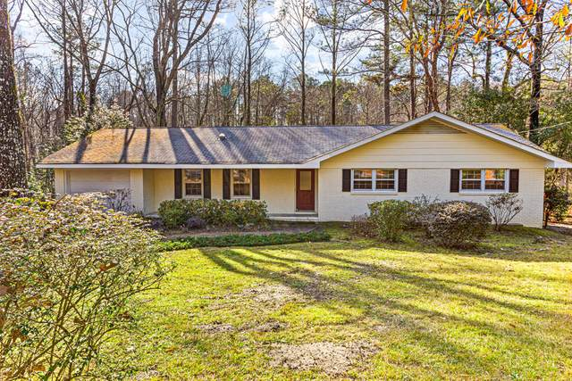 150 Boiling Springs Circle, Southern Pines, NC 28387 (MLS #203753) :: Pines Sotheby's International Realty