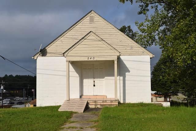 240 S Lawrence Street, Rockingham, NC 28379 (MLS #203754) :: Towering Pines Real Estate