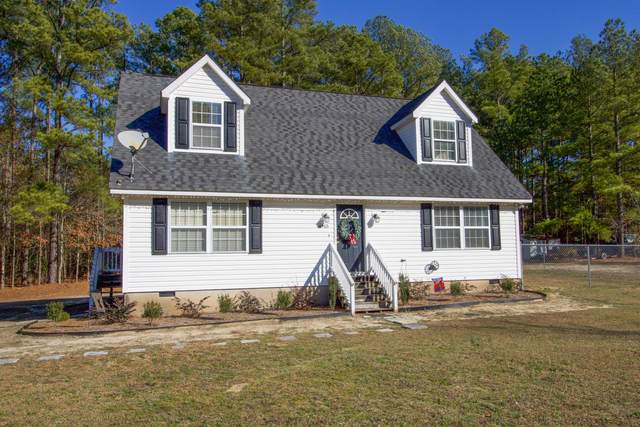 4915 Beulah Hill Church Road, West End, NC 27376 (MLS #203760) :: On Point Realty