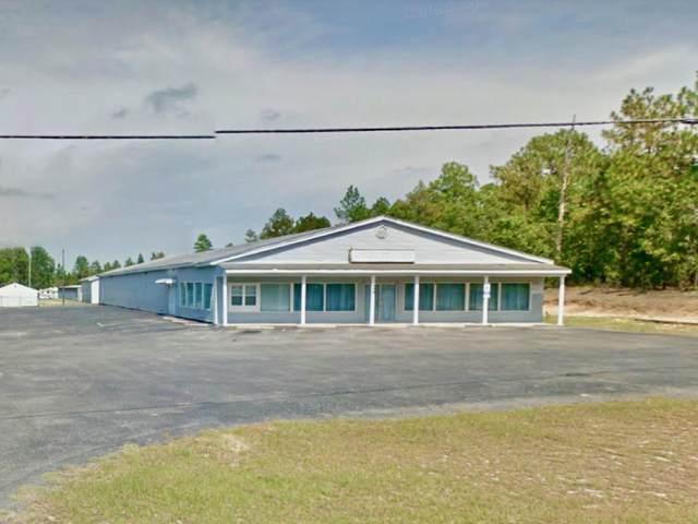 5061 Nc-211, West End, NC 27376 (MLS #203781) :: Towering Pines Real Estate
